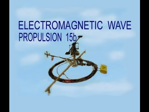 """Antigravity"" Method 15b of 15 Photonic Mechanical and Electromagnetic wave conversion propulsion"