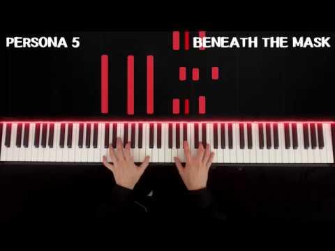 Persona 5 - Beneath The Mask (Piano Cover)