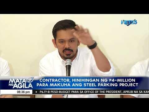 Ilang DPWH official, huli sa aktong humihingi ng kickback -PACC