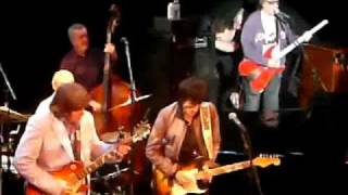 Bill Wyman Charlie Watts Mick Taylor Ronnie Wood BOOGIE FOR STU London 09/03/11