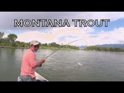 Fly Fishing Montana | Tom Rosenbauer