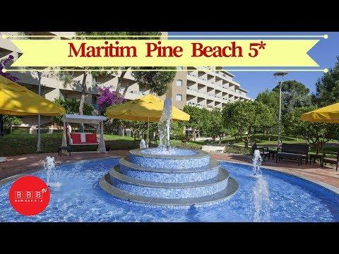 Maritim Pine Beach 5* (Турция/Белек) - обзор отеля и отзывы. ОТДЫХ в ТУРЦИИ