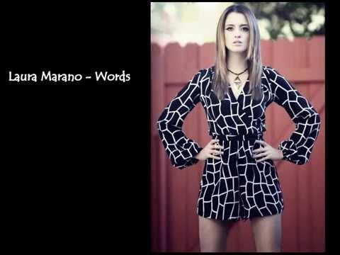 Laura Marano - Words (Audio)