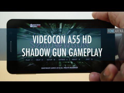 Videocon A55HD Review
