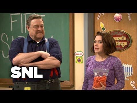 Shallon: Fire Safety - SNL