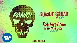 Panic! At The Disco - Bohemian Rhapsody (from Suicide Squad: The Album) (Audio)(Panic! At The Disco's official audio for 'Bohemian Rhapsody' from Suicide Squad: The Album available now on Atlantic Records. http://smarturl.it/SuicideSquad ..., 2016-08-05T14:38:41.000Z)