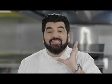 Chef Cannavacciuolo e l'amatriciana perfetta
