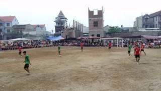 Trận Chung Kết giải hội làng Mẫn Xá. FC Mẫn Xá-FC Quan Độ, Hiệp 2