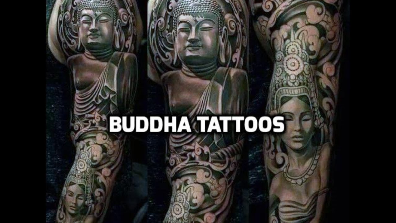Buddha Tattoo Picture buddha tattoos - best buddha tattoo designs