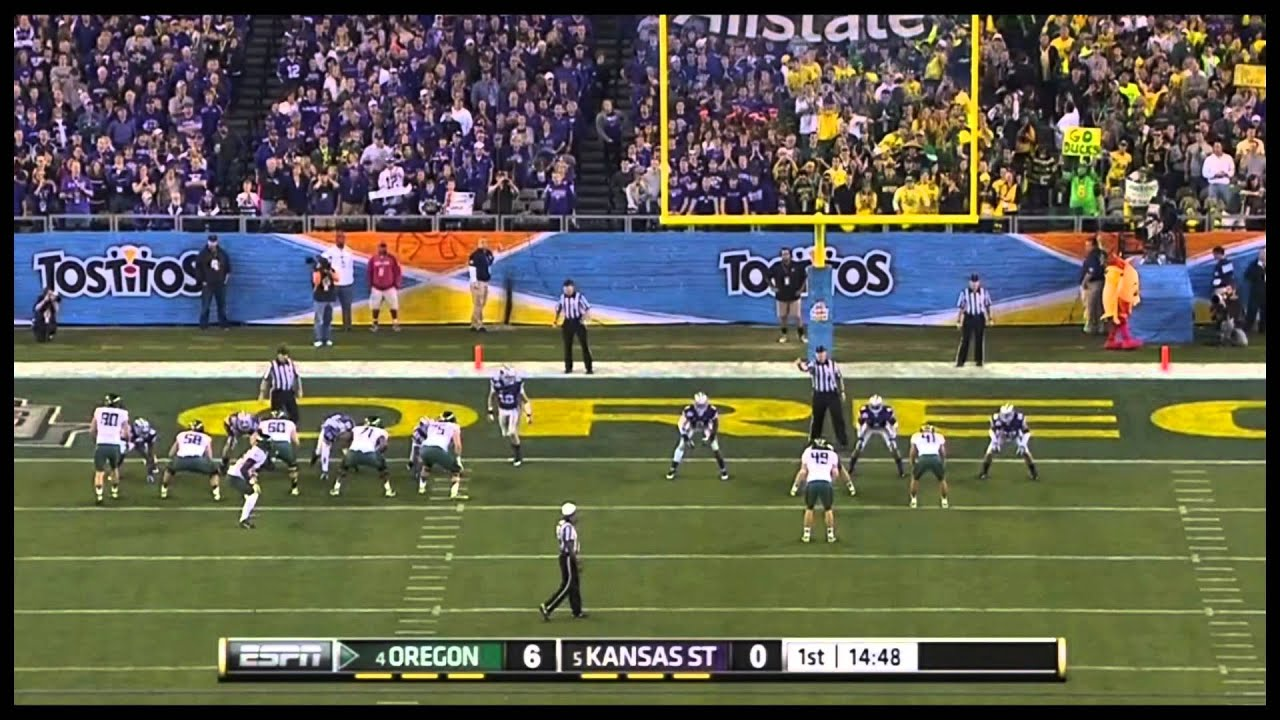 Deanthony thomas 94 yd kickoff return fiesta bowl 2013 youtube voltagebd