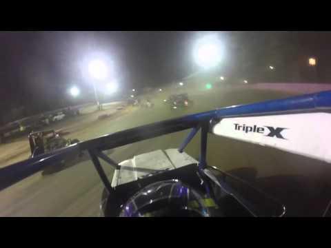 Alex Bright ARDC Midget at Linda's Speedway