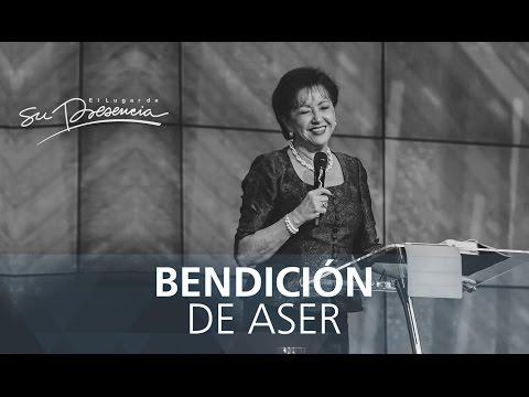 Bendición de Aser - Igna De Suárez - 18 Octubre 2015