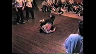 "Bboy Crumbs 1995 Highlight Solos in ""Mexico"""