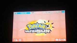 Pokemon Ultra Sun Shiny Hunting