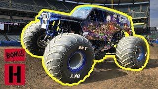 Son-Uva-Digger Monster Truck Breakdown!
