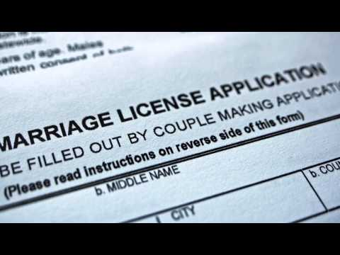 How Early Do You Need To Get A Marriage Certificate Before Your Wedding Date?