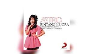 Video Astrid - Bintang Kejora (Offical Audio) download MP3, 3GP, MP4, WEBM, AVI, FLV November 2018