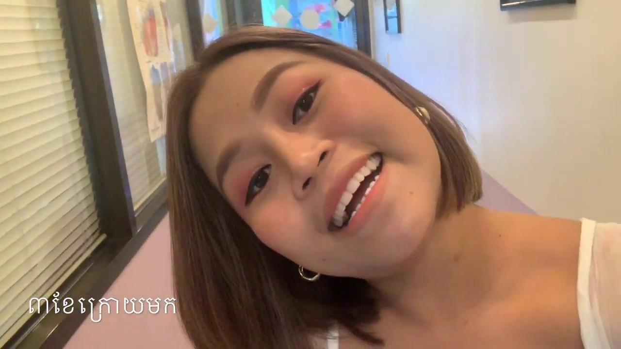 sopheak kosoma Vlog Make white teeth