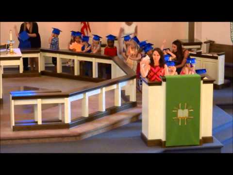 2014 Pinnacle Lutheran School PreK Graduation