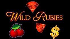 Wild Rubies - Bally Wulff Spiele online - 5ofakind & BIGWIN