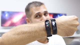 Honor Band 5 vs Mi Band 4 | The Choice is NOT Easy !!! 🏃♂️💦