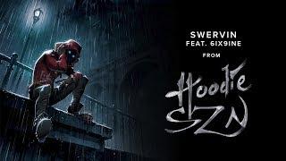 A Boogie Wit Da Hoodie - Swervin feat. 6ix9ine Official Audio