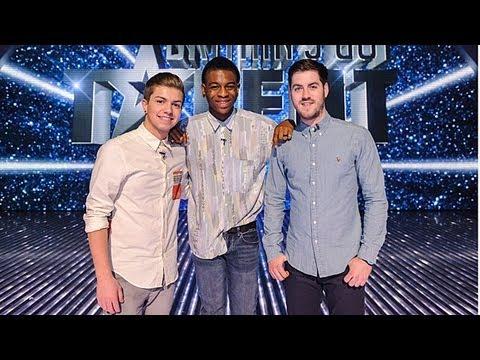 Loveable Rogues - Honest - Britain's Got Talent 2012 Final - UK Version