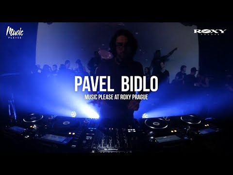 Pavel Bidlo | Music Please - Climax Roxy Prague