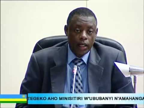 Rwandan Ministers: Louise Mushikiwabo, James Kabarebe, John Rwangombwa on Congo crisis, Part 1/2