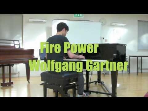 Qbe Presents  Firepower  Wolfgang Gartner
