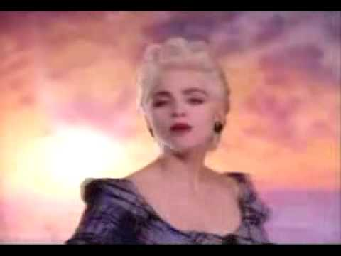 Love Songs Madonna True Blue