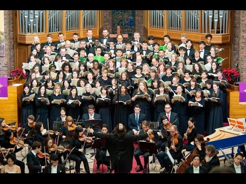 Hallelujah, Messiah 2015, Camarata Music Company