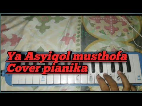 Ya asyiqol musthofa cover pianika