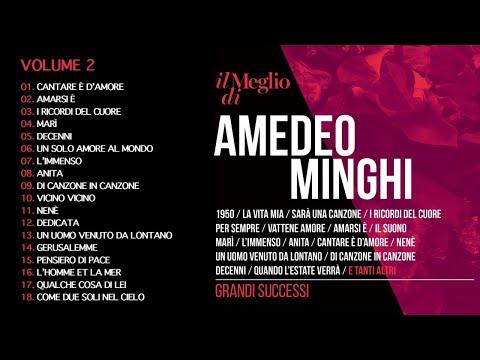 Il meglio di Amedeo Minghi Vol. 2 - Grandi successi (Il meglio della musica Italiana)