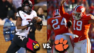 Clemson vs. Louisville: 2019 Game Preview