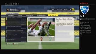 Final östersund mot ifk Göteborg fifa 17