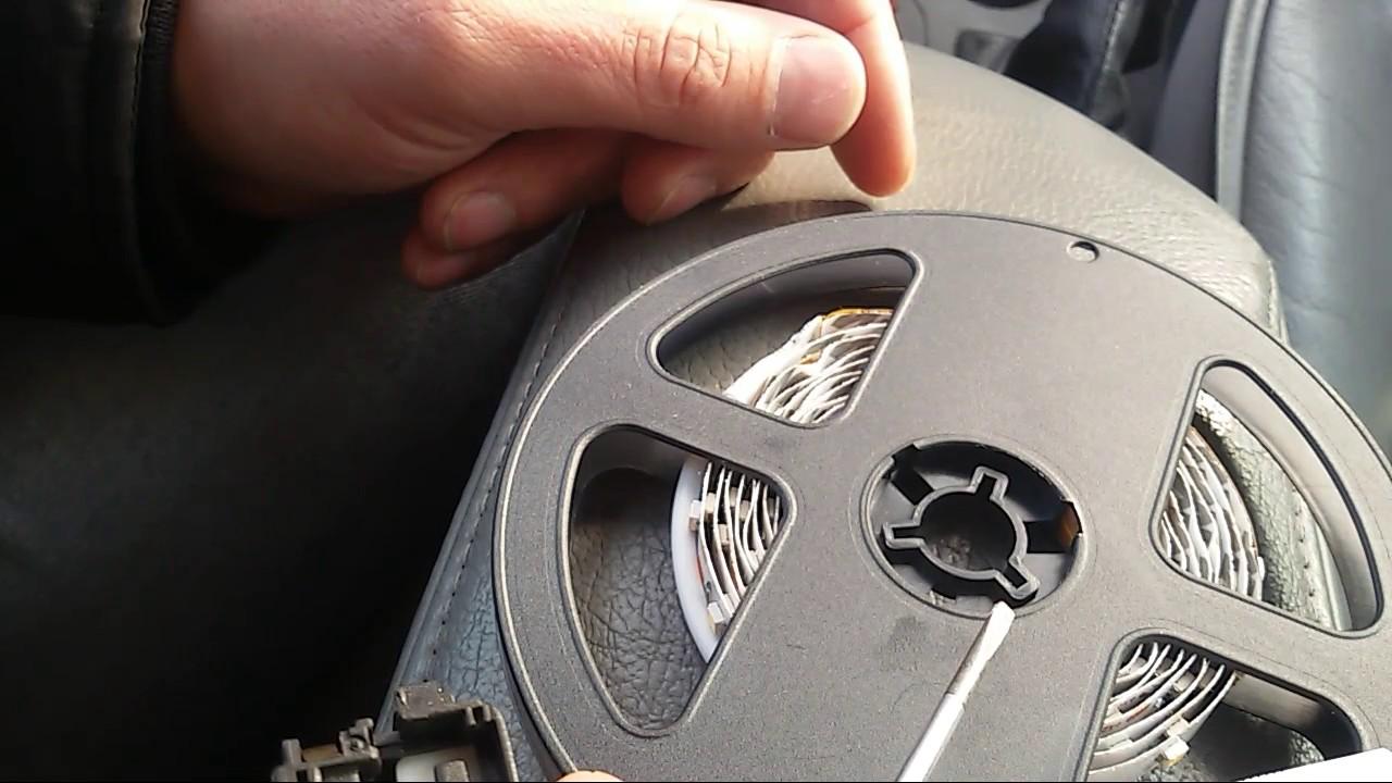 Renault Laguna 2 Podświetlenie Przełączników Diodami Led