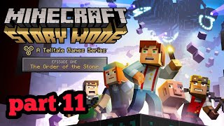 Minecraft Story Mode - Gameplay Walkthrough Part 11 (iOS,Android)