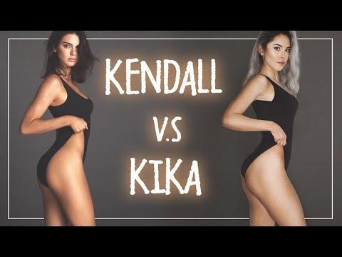 Imitando el INSTAGRAM de KENDALL JENNER por UNA SEMANA | Kika Nieto