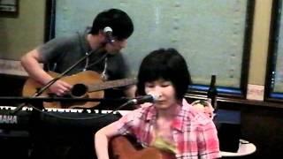 住岡梨奈 - カフェオレ