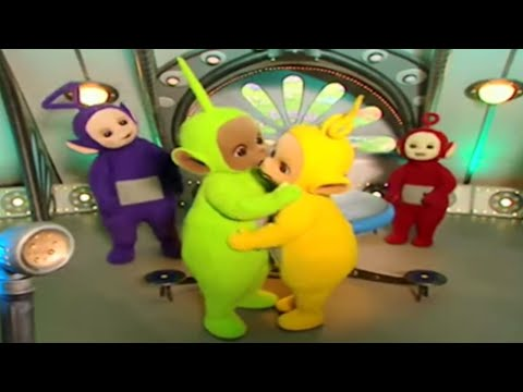 Teletubbies 917 - Numbers 7 | Cartoons for Kids