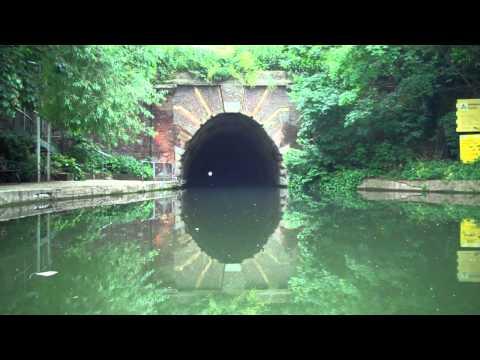 Islington tunnel from The Redstart