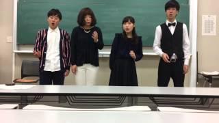 大阪教育大学Sound☆Sprout2回生同期バンドの、Silhouette Style (シルエ...