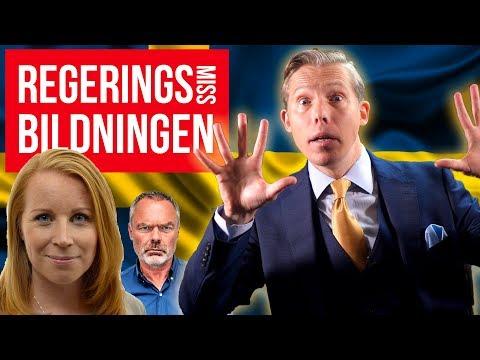 REGERINGSMISSBILDNINGEN: Misstroende, representation och Sveriges nya regering