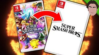 PORT or NEW GAME?? Super Smash Bros Nintendo Switch!!