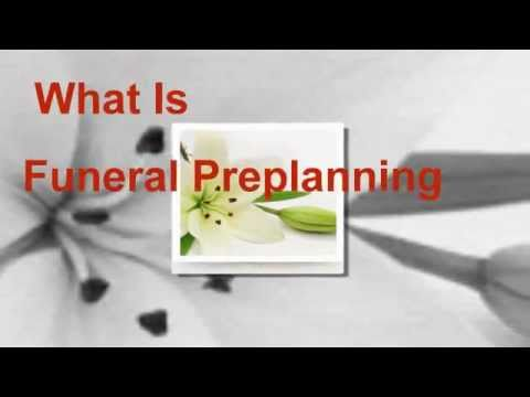 Funeral Preplanning From A Burntwood Funeral Director