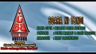 Feber Manalu & Diani Pardede - Soara Ni Tondi  (Official Music Video) Mp3
