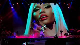 Nicki Minaj - Swalla / Chun-Li (Live @ Ziggo Dome Amsterdam) (25-03-2019)