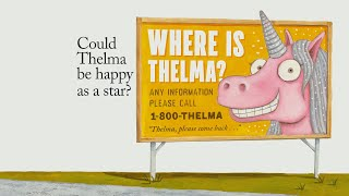 The Return Of Thelma Of The Unicorn By Aaron Blabey | Official Trailer