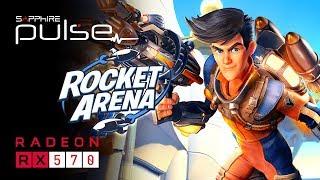 Rocket Arena Closed Beta Gameplay Impressions - Pulse RX 570